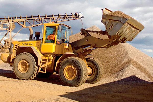 Materias primas Concrete Quality