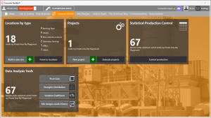 Concrete QA QC Dashboard