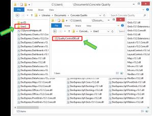 Concrete Quality Database